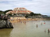 Playa Sable, Isla