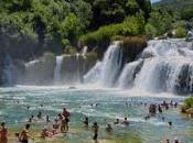 Paseo entre cascadas Parque Natural Krka