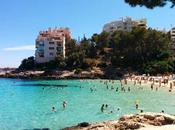 Playa Illetes Mallorca, cala accesible
