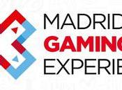 disponibles entradas para Madrid Gaming Experience