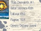 [Review #24] Divergente