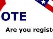 ¿Cómo registro para votar Estados Unidos?