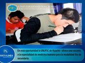 Atención Lima provincias; UNJFSC HUACHO CONVOCA EXAMEN ADMISIÓN 2016