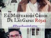 Misterioso Chico Gafas Rojas Nerea Díaz-Martos