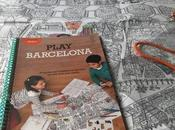 Play Barcelona, cuaderno actividades para divertirse aprendiendo