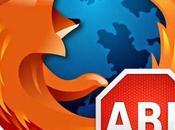Adblock Plus, para eliminar publicidad Mozilla Firefox