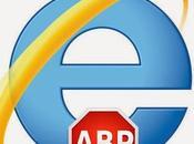 Adblock Plus, para eliminar publicidad Internet Explorer