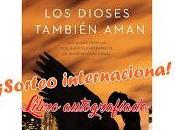 """¡Entrevista Celopan autor """"Los Dioses también aman"""" sorteo internacional!"""
