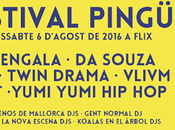 [Noticia] Cartel Festival Pingüí 2016