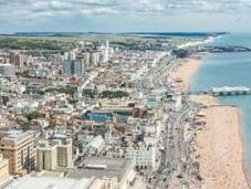 Arquitectura vanguardia: torre British Airways i360 Brighton.