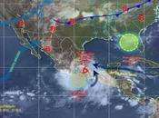 depresión tropical Eerl dejará lluvias Luis Potosí