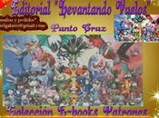 Ebooks Patrones Pokémon punto cruz)- Principio mundo actual