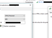 Recuperar contraseñas WiFi Windows