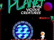 Nuevo juego: 'The Planet Vicious Creatures'