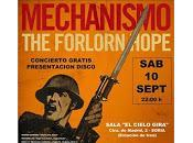 Mechanismo lleva rock Soria