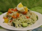 Salade rice salad ensalada arroz سلطة الأرز