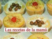 Receta fácil muffins decorados