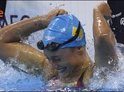 Mireia Belmonte hace primer olímpico Español Janeiro.