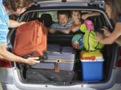 errores comunes hora viajar coche verano