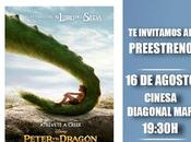 Sorteo Preestreno Peter Dragón