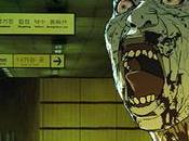 Estación Seúl, zombies animados...