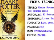 Reseña: Harry Potter Cursed Child, Rowling