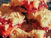 Crumble fresas.
