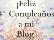 Feliz Cumpleaños Blog