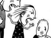 cómo niño aprendió malas conductas