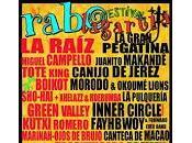 RaboLagartija Festival 2016, horarios