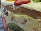 Torta Mousse Frutas