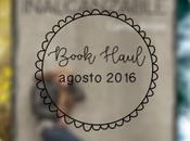 ¿Hola? Book Haul Julio 2016