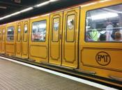 ¿Has visto metro color amarillo, últimamente Barcelona?