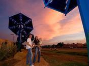 Parque solar impresionante austin texas