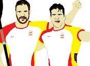 Nuestros medallistas olímpicos: saúl craviotto cristian toro.