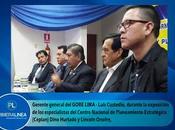 Importante: GORE LIMA ENCAUZA FORMULACIÓN PLAN DESARROLLO INSTITUCIONAL 2017 2019