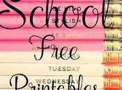 Imprimibles Escolares Free Printables School Clases!!