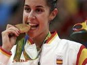 Carolina marin carro