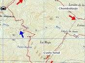 Carba-Chombalauja-Alto Ceo-Cueto Tonal-Los Camparones-El Cueto