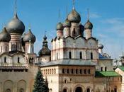 Anillo ciudades históricas Rusia