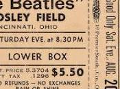 Años: Ago. 1966 Crosley Field Cincinnati, Ohio