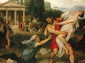 leyenda rapto Sabinas guerra entre romanos sabinos,