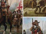 caballería Tercios táctica caracola