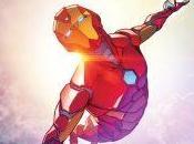 Riri Williams será conocida como Ironheart cuando ocupe lugar Tony Stark
