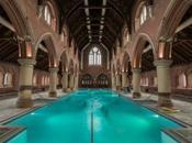 iglesia Londres reconvertida gimnasio