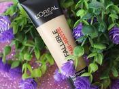 Base maquillaje Infallible 24h-Matte L'Oréal