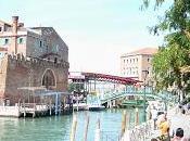 Venecia, puente calatrava desnudo