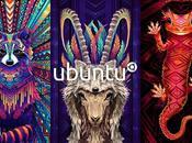 wallpapers basados mascotas Ubuntu