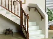 ¿Por elegir pasamanos madera para escaleras?