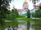 Convento Novodevichi. Moscú